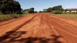 Cascalho site