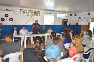 Prefeito Ricardo Fávaro Neto - Precisamos desenvolver o turismo sustentável em Itaquiraí