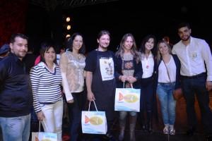 ganhadores concurso gastronômico