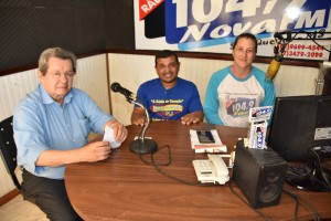 Entrevista Nova FM 1