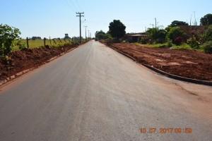 Pavimentação de ruas do Nova Era e Nova Esperança, em Itaquiraí. Obras entram em fase final (2)