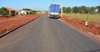 Pavimentação de ruas do Nova Era e Nova Esperança, em Itaquiraí. Obras entram em fase final (3)