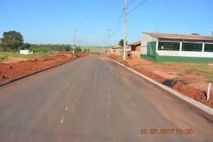 Pavimentação de ruas do Nova Era e Nova Esperança, em Itaquiraí. Obras entram em fase final (4)