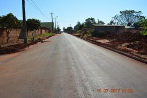 Pavimentação de ruas do Nova Era e Nova Esperança, em Itaquiraí. Obras entram em fase final (5)