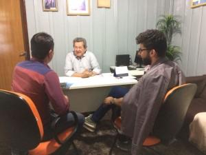Onevan, Daniel Henrique Lopes e Felipe Vedovoto 2