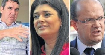 Eduardo Riedel, Rose Modesto e Barbosinha de olho nas eleições de 2018.