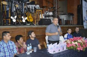 Prefeito Ricardo faz lançamento oficial da Itaquipesca 2017