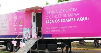 Carreta de Barretos, a Unidade Móvel de atendimento do Hospital do Amor estará em Itaquiraí no mês que vem