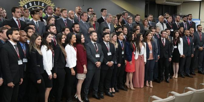 Ao todo, o Governo de MS nomeou 72 delegados, sendo 30 deles designados para a faixa de fronteira.