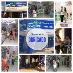 Inauguração da Farmácia Iguatemi 2