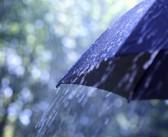 Área de instabilidade deixa final de semana chuvoso em Mato Grosso do Sul