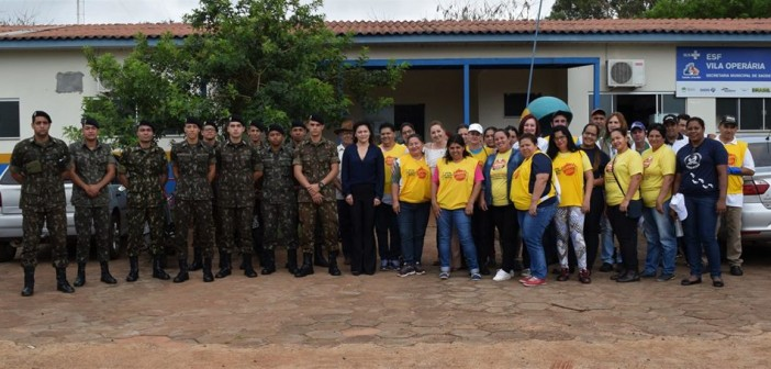 Iguatemi- Prefeitura inicia mutirão de combate à dengue