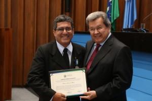 Onevan e Milton Carlos de Melo 1