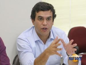 Beto Pereira disse esperar que deputados cumpram compromisso de apoio mútuo na disputa. (Foto: Paulo Francis)