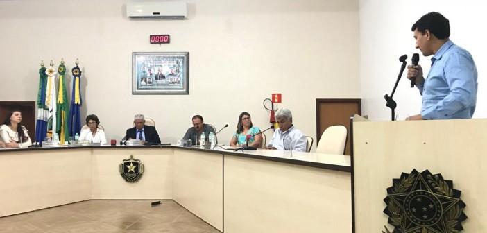 Câmara de Iguatemi realiza primeira sessão Ordinária de 2019