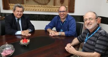 Onevan, Marcelo Turine e Edson Cáceres