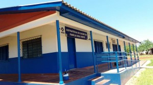 Posto de Saúde do Assentamento Boa Sorte é totalmente reformado e será reativado nos próximos dias