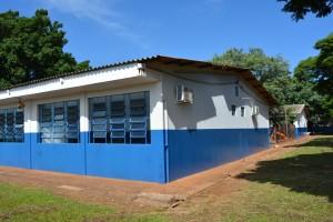 Prefeitura faz reforma geral com acabamento em pintura padrão, deixando escola Jardim Primavera linda e aconhegante (12)