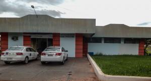 - Imagem do Centro de Qualificação Social e Profissional, anexo ao Paço Municipal.