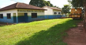 Governo Municipal Itinerante será instalado na 6ª feira, no recinto da antiga escola municipal Santa Rosa