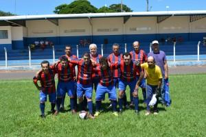 Beira Rio, do Assentamento Sul Bonito estreou abrindo o placar, mas, deixou empatar o jogo contra a Olifer, terminando em 1 a 1. Foto: Roney Minella