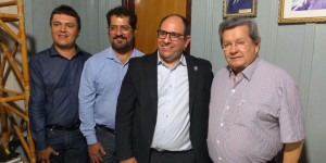 Onevan, Marcelo Turine, Ruy Corrêa Filho e Daniel Henrique Lopes 1