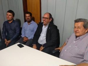 Onevan, Marcelo Turine, Ruy Corrêa Filho e Daniel Henrique Lopes 2