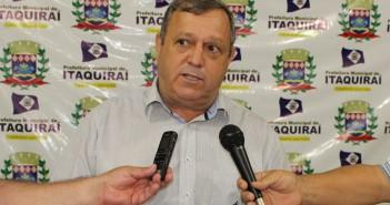 Prefeito Ricardo anuncia grande torneio de futebol