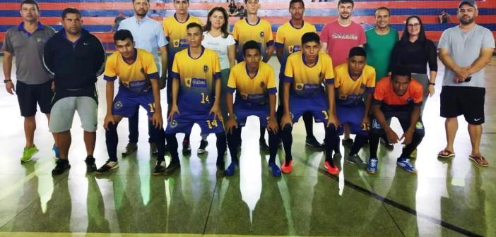 Em casa Iguatemi fez valer o mando de quadra e superou Tacuru em três categorias pelo Regional Entre Garotos de Futsal