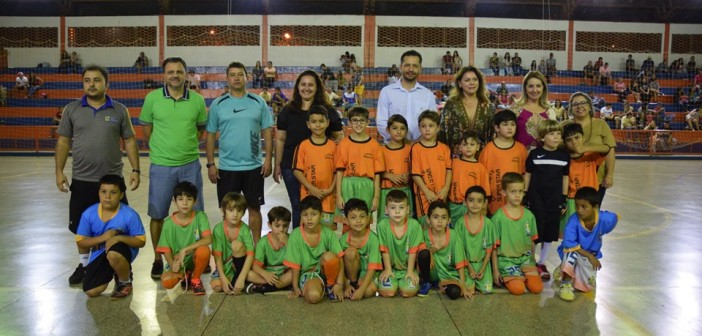 Iguatemi- Noite de Sábado foi de abertura do Campeonato Entre Firmas de Futsal 2019