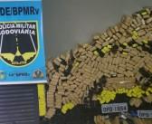 Em um dia, policiais rodoviários apreendem quase 1,5 toneladas de maconha em MS