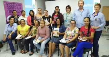 Curso iniciado hoje no Desenvolvimento Econômico de Itaquiraí
