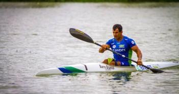 Paratleta campeão de Itaquiraí, Fernando Rufino