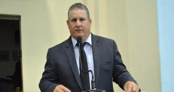 Presidente do PSDB de Itaquiraí, vereador Ney Portela, pré-candidato a prefeito do PSDB. Foto: Roney Minella