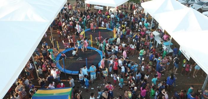 Prefeitura de Iguatemi promoveu Mega Festa em comemoração ao dia das crianças