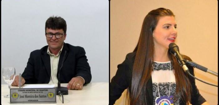 Vereadores Zé da Deda e Juliana Mudolon, solicitam inclusão de Festa de Rodeio no calendário de festividades de Iguatemi em 2020