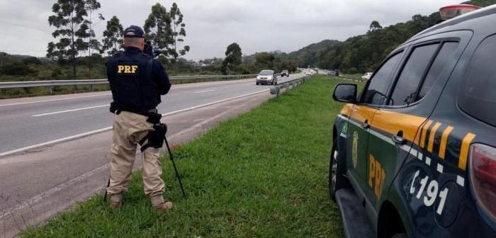 Após decisão judicial, PRF volta a usar radar móvel nas rodovias de MS