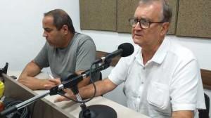 Diretor Clínico do Hospital São Francisco de Itaquiraí, Dr. Ademir Tetila.  Foto: Roney Minella