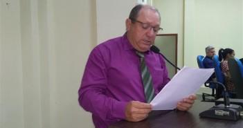Presidente da Câmara Varley Favaro