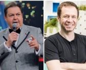 """Globo antecipa saída e Faustão e Tiago Leifert comandará """"Domingão"""""""