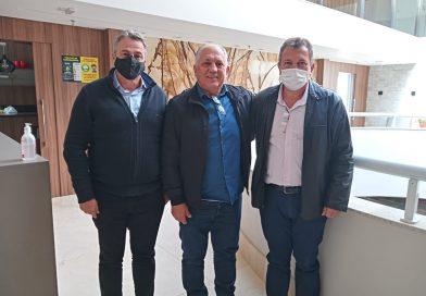 Vice-prefeito busca parcerias com o Grupo Bello Alimentos para Iguatemi